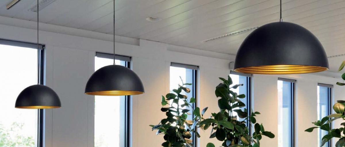 pendelleuchten f r 3 phasen schienen lte lichttechnik essen. Black Bedroom Furniture Sets. Home Design Ideas