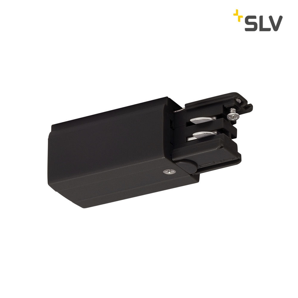 weiß Mini Verbinder für S-Track 3-Phasen-Aufbauschiene elektrisch