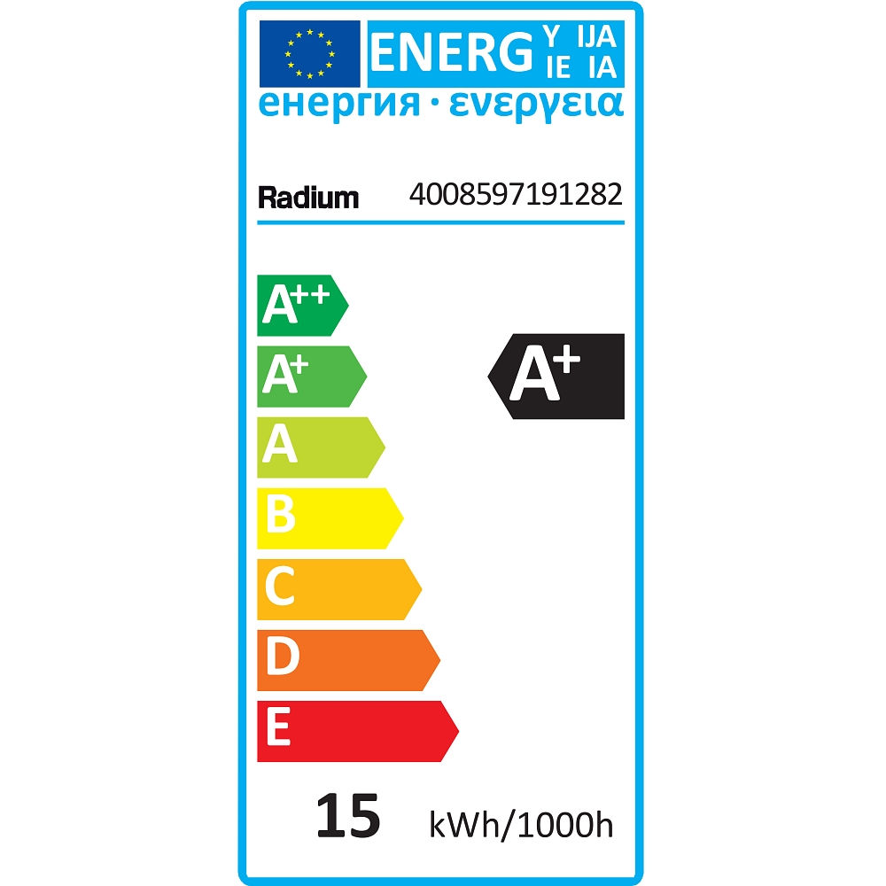 RADIUM LED-Lampe Essence Standard RL-A100, 14,5 Watt, E27 - LTE ...