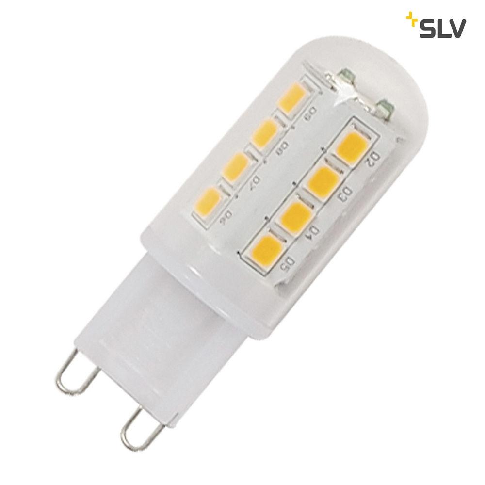 LED Leuchtmittel G9, 2,5W, 2700K - LTE Lichttechnik Essen