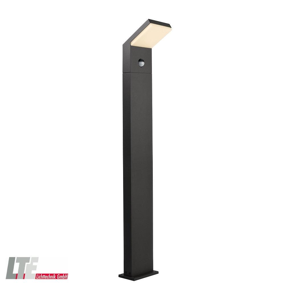 Deko Light Outdoor LED Stehleuchte TUCUNAE MOTION, IP20, 20W 20K ...