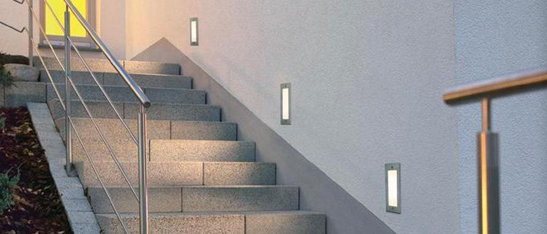 orientierung treppen und stufen beleuchten lte lichttechnik essen. Black Bedroom Furniture Sets. Home Design Ideas