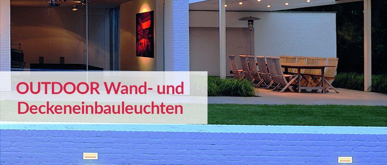 Wand- und Deckeneinbauleuchten: Unser PfLICHTbeitrag für Ihren ...